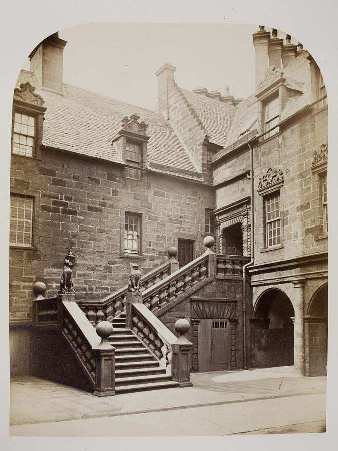 Thomas Annan - Photographs of Glasgow College 1866