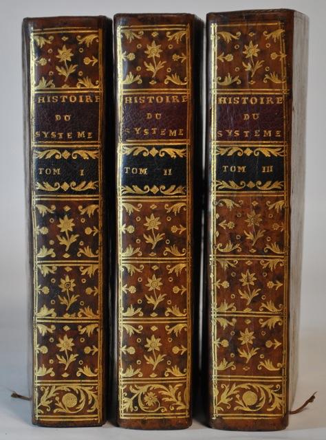 Barthélémy MARMONT DU HAUTCHAMP,. Histoire des Finances Sous la Minorité de Louis XV. Pendant les années 1719 & 1720. Précedée D'un Abrégé de la Vie du Duc Regent, & du sur Sr.Law. La Haye 1739