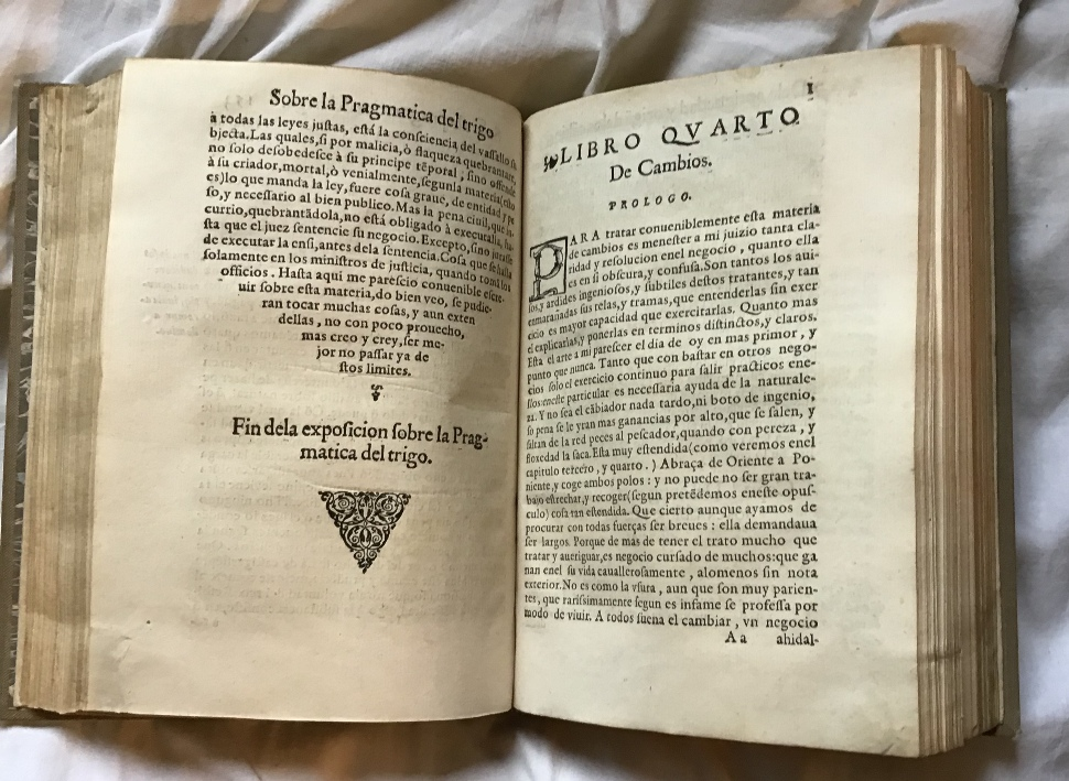 Fray Thomas de Mercado - Summa de Tratos y Contratos. Seville 1571
