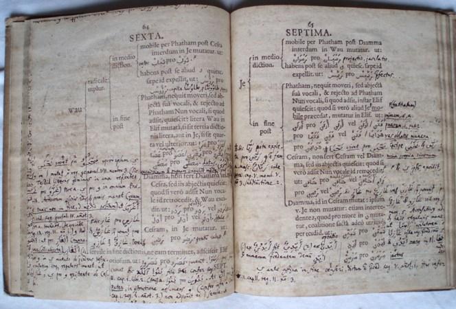 Andrea Sennert - Arabismus. Wittenberg 1658